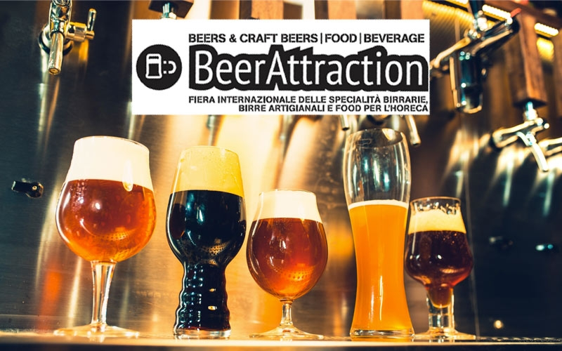 Beer Attraction 2019 a Fiera di Rimini